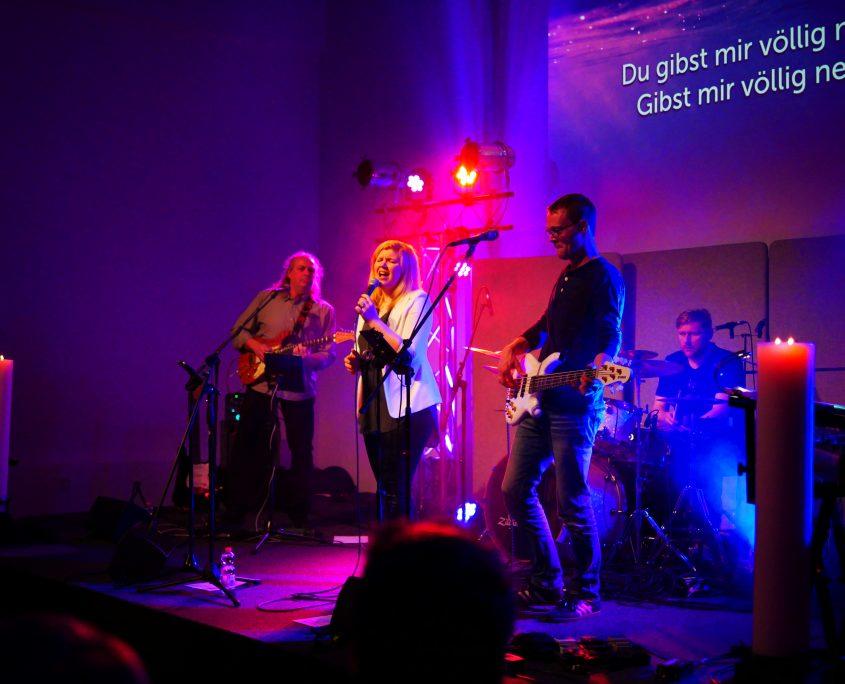 Worship Café Witten, Live Lobpreis Worship