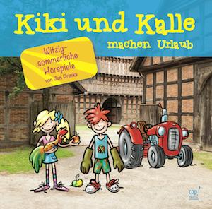 Kiki und Kalle Kinder CDs