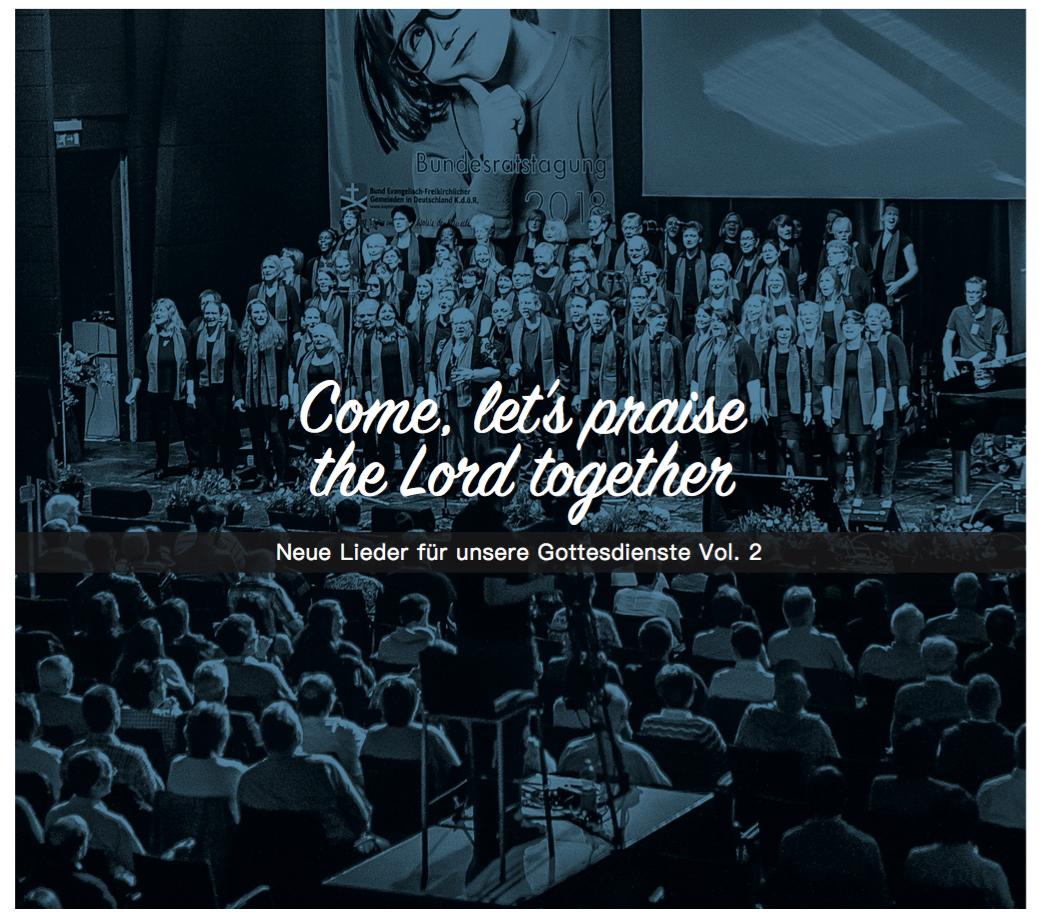 neue lieder für unsere gottesdienste vol. ii (2019)